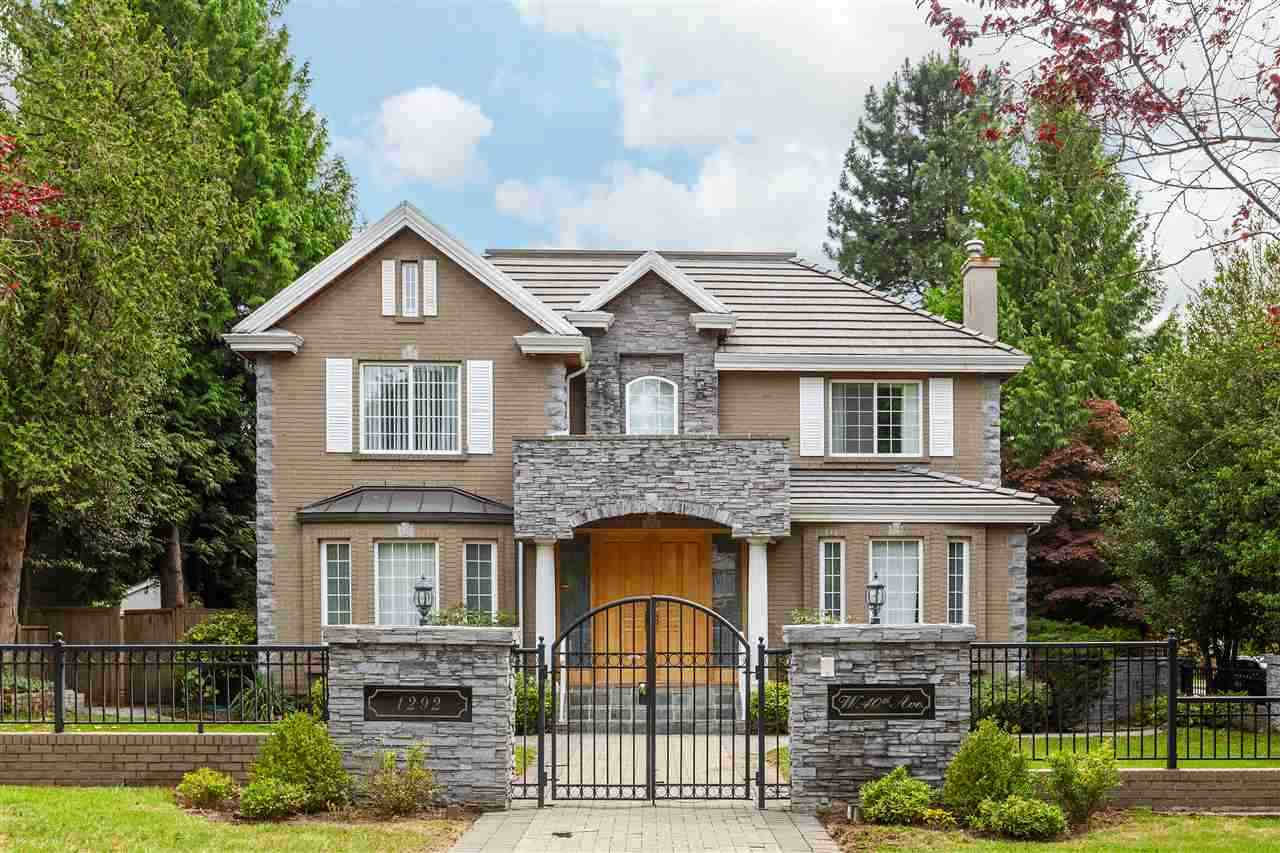 1292 W 40TH AVENUE - Shaughnessy House/Single Family for sale, 7 Bedrooms (R2527564) - #1