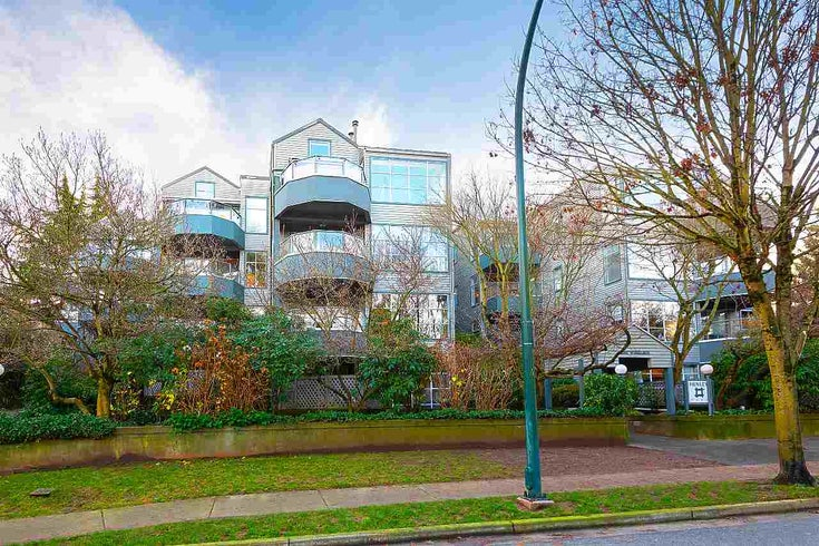 305 2250 W 3RD AVENUE - Kitsilano Apartment/Condo for sale, 1 Bedroom (R2527594)