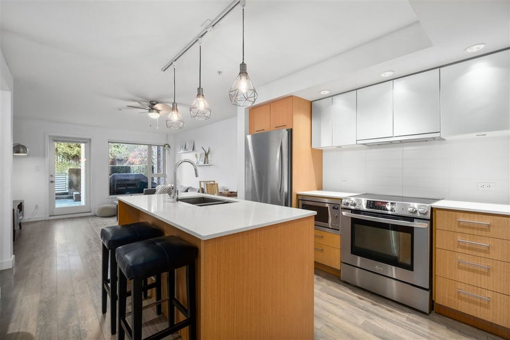 107 221 E 3RD STREET - Lower Lonsdale Apartment/Condo for sale, 1 Bedroom (R2527599)