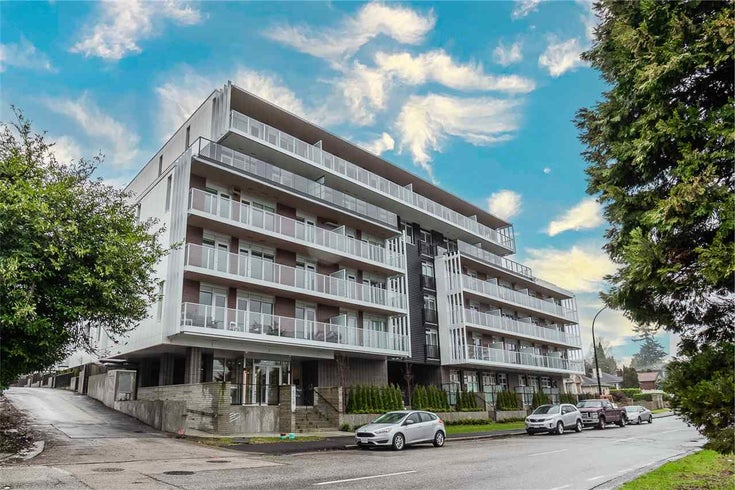 402 528 WEST KING EDWARD AVENUE - Cambie Apartment/Condo for sale, 1 Bedroom (R2527601)