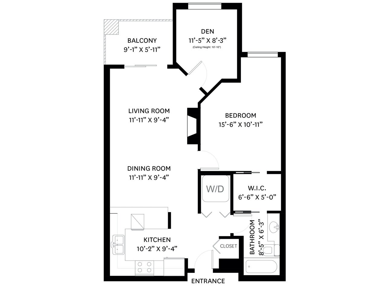 406 12238 224 STREET - East Central Apartment/Condo for sale, 1 Bedroom (R2527620) - #18