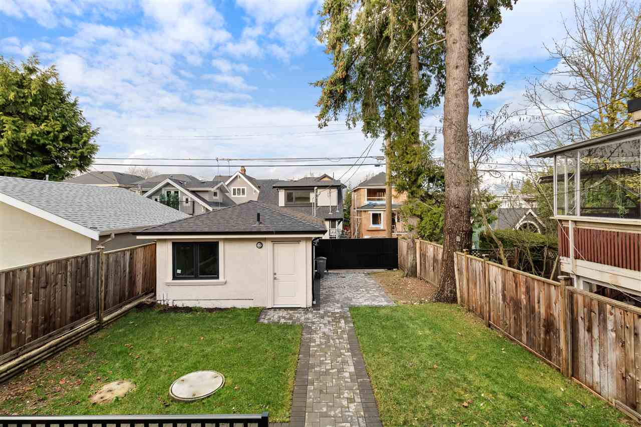 4453 W 14TH AVENUE - Point Grey House with Acreage for sale, 5 Bedrooms (R2527680) - #15
