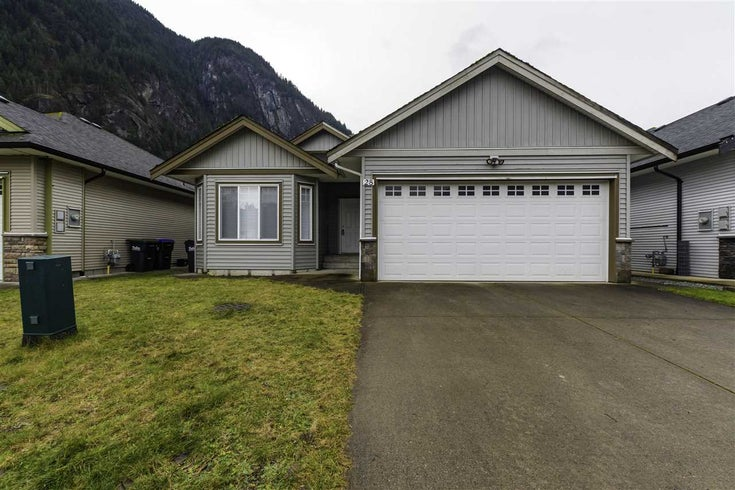 28 20118 BEACON ROAD - Hope Silver Creek House/Single Family for sale, 2 Bedrooms (R2527681)