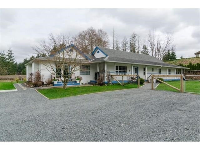 19751 16 AVENUE - Brookswood Langley House with Acreage for sale, 6 Bedrooms (R2527710) - #1