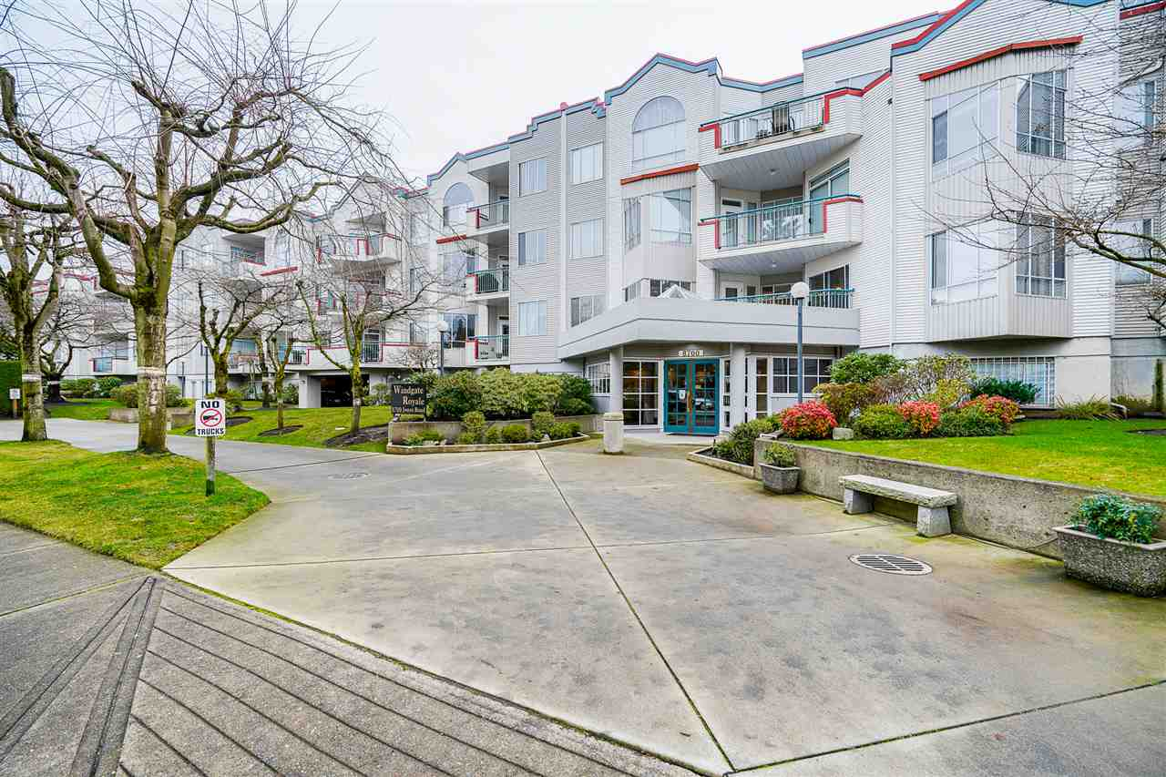 102 8700 JONES ROAD - Brighouse South Apartment/Condo for sale, 2 Bedrooms (R2527711) - #1