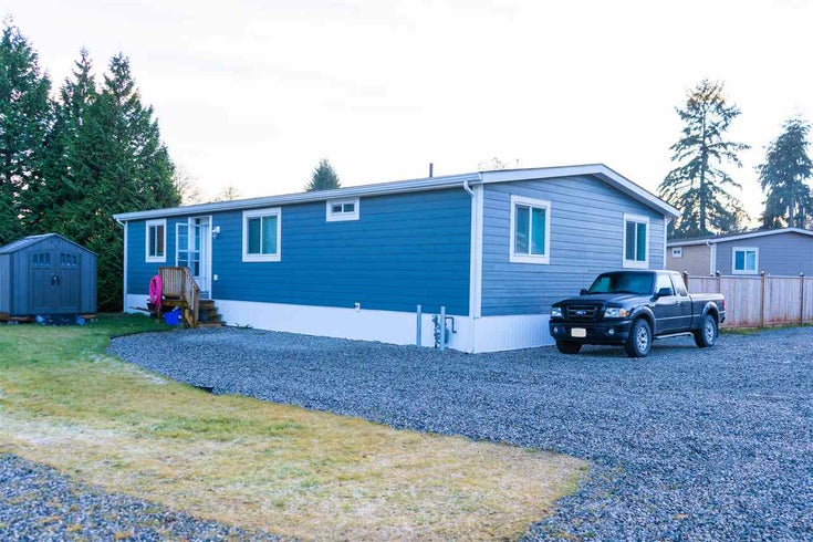 135 1413 SUNSHINE COAST HIGHWAY - Gibsons & Area Manufactured for sale, 3 Bedrooms (R2527714)