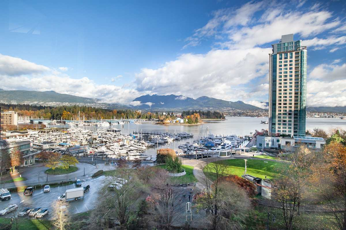 1103 323 JERVIS STREET - Coal Harbour Apartment/Condo for sale, 2 Bedrooms (R2527728) - #1
