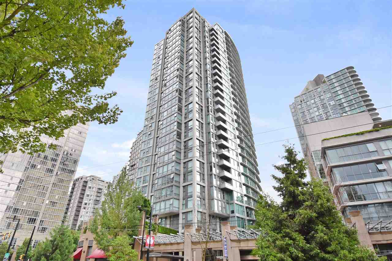 909 1008 CAMBIE STREET - Yaletown Apartment/Condo for sale, 1 Bedroom (R2527730) - #1