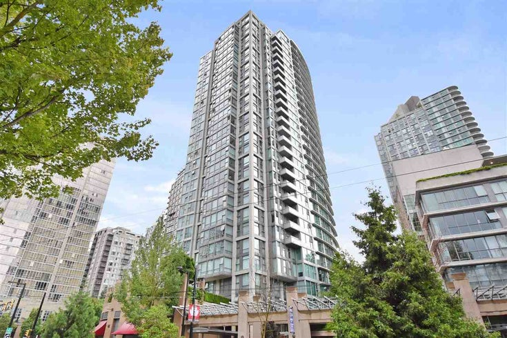 909 1008 CAMBIE STREET - Yaletown Apartment/Condo for sale, 1 Bedroom (R2527730)
