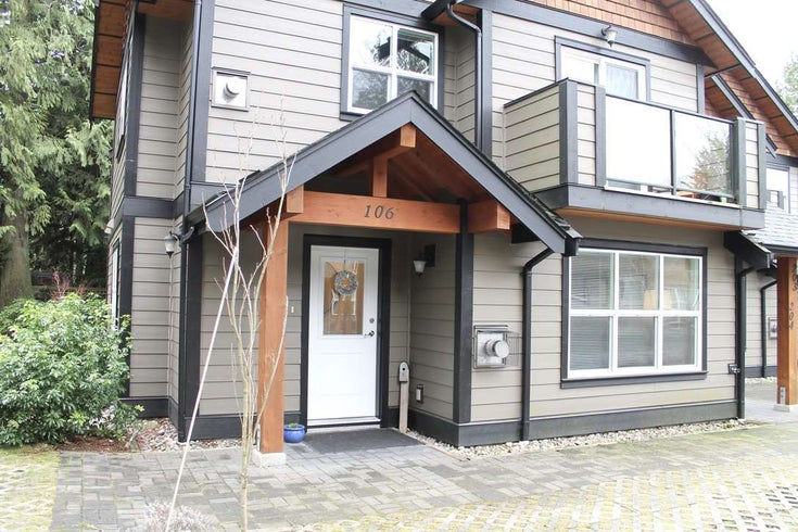 106 518 SHAW ROAD - Gibsons & Area Apartment/Condo for sale, 2 Bedrooms (R2527734)