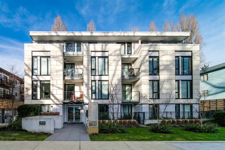 201 2239 W 7TH AVENUE - Kitsilano Apartment/Condo for sale, 2 Bedrooms (R2527735)