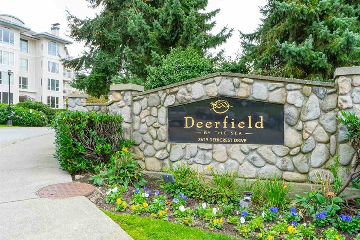 214 3629 DEERCREST DRIVE - Roche Point Apartment/Condo for sale, 1 Bedroom (R2527738)
