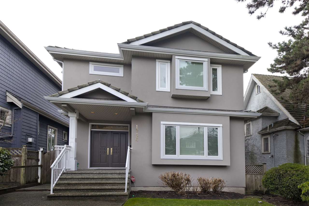 1956 W 42ND AVENUE - Kerrisdale House/Single Family for sale, 5 Bedrooms (R2527743)