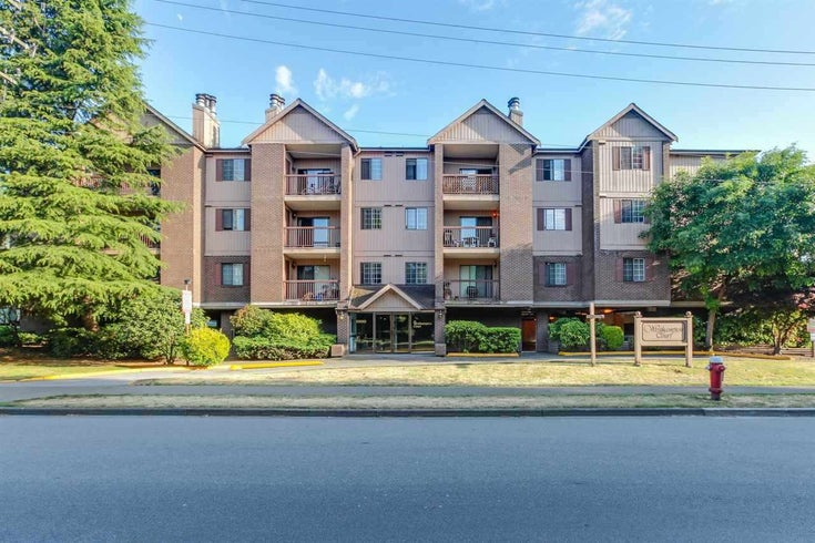 332 8500 ACKROYD ROAD - Brighouse Apartment/Condo for sale, 2 Bedrooms (R2527744)