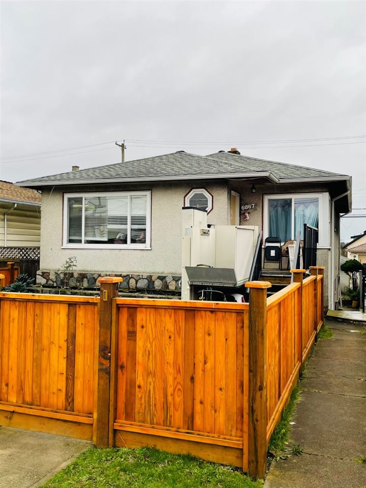 6867 FRASER STREET - South Vancouver House/Single Family for sale, 5 Bedrooms (R2527745) - #1