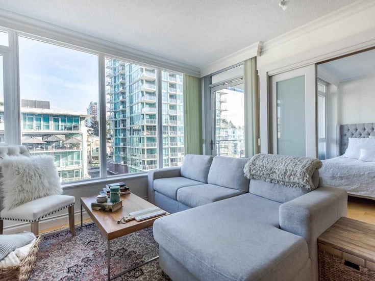 508 133 E ESPLANADE AVENUE - Lower Lonsdale Apartment/Condo for sale, 1 Bedroom (R2527753)