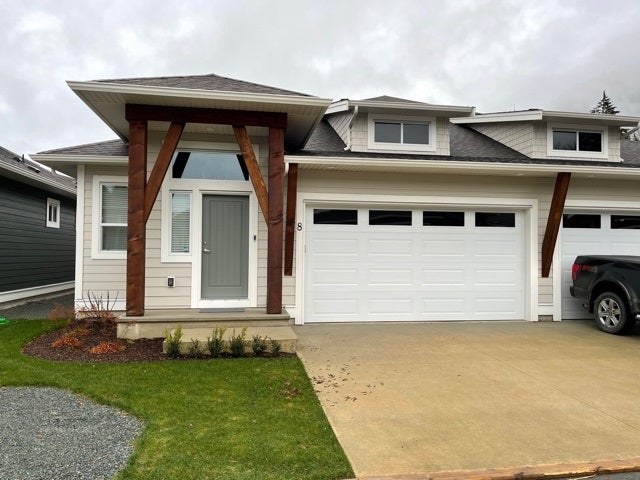 8 628 MCCOMBS DRIVE - Harrison Hot Springs 1/2 Duplex for sale, 2 Bedrooms (R2527756) - #1