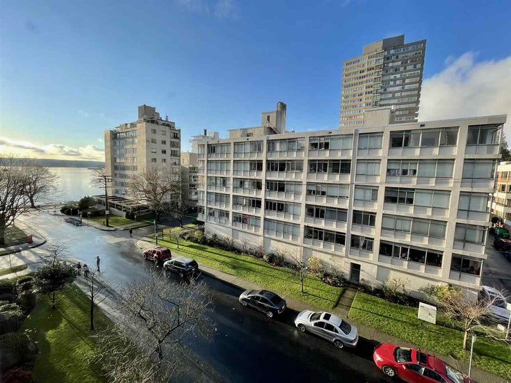 409 1975 PENDRELL STREET - West End VW Apartment/Condo for sale, 1 Bedroom (R2527767)