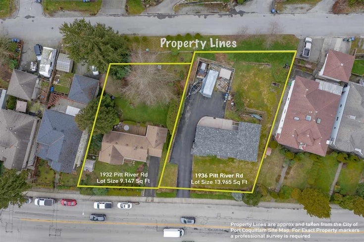 1936 PITT RIVER ROAD - Mary Hill for sale(R2527772)