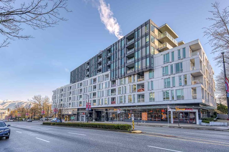 611 2888 CAMBIE STREET - Mount Pleasant VW Apartment/Condo for sale, 1 Bedroom (R2527797)