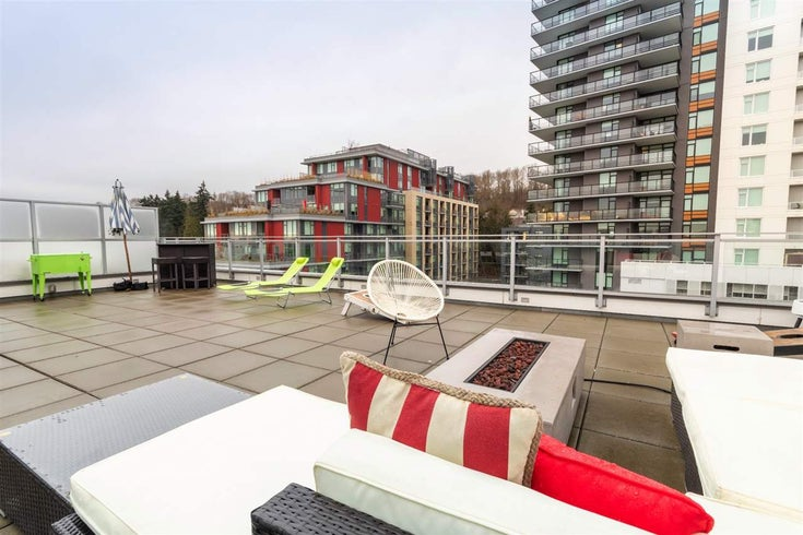 707 3488 SAWMILL CRESCENT - South Marine Apartment/Condo for sale, 2 Bedrooms (R2527827)