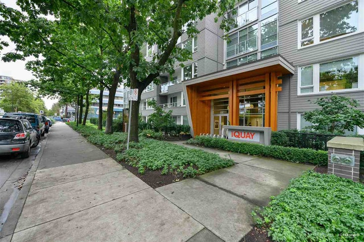 404 255 W 1ST STREET - Lower Lonsdale Apartment/Condo for sale, 2 Bedrooms (R2527834)