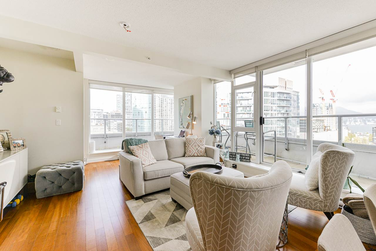 1802 821 CAMBIE STREET - Downtown VW Apartment/Condo for sale, 2 Bedrooms (R2527841) - #1