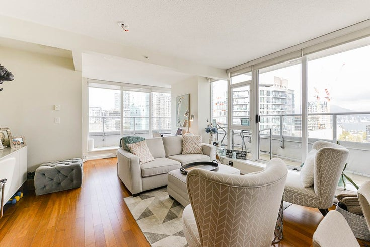 1802 821 CAMBIE STREET - Downtown VW Apartment/Condo for sale, 2 Bedrooms (R2527841)