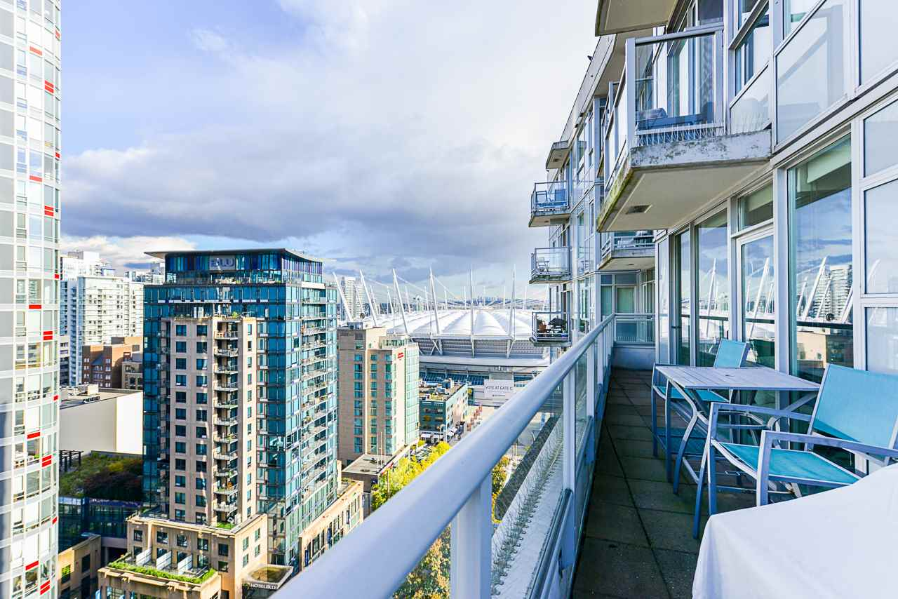 1802 821 CAMBIE STREET - Downtown VW Apartment/Condo for sale, 2 Bedrooms (R2527841) - #15