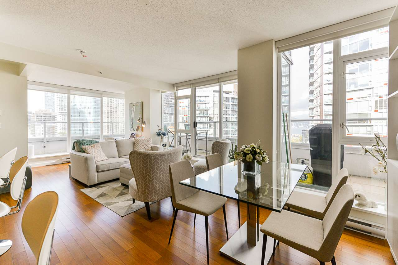 1802 821 CAMBIE STREET - Downtown VW Apartment/Condo for sale, 2 Bedrooms (R2527841) - #2