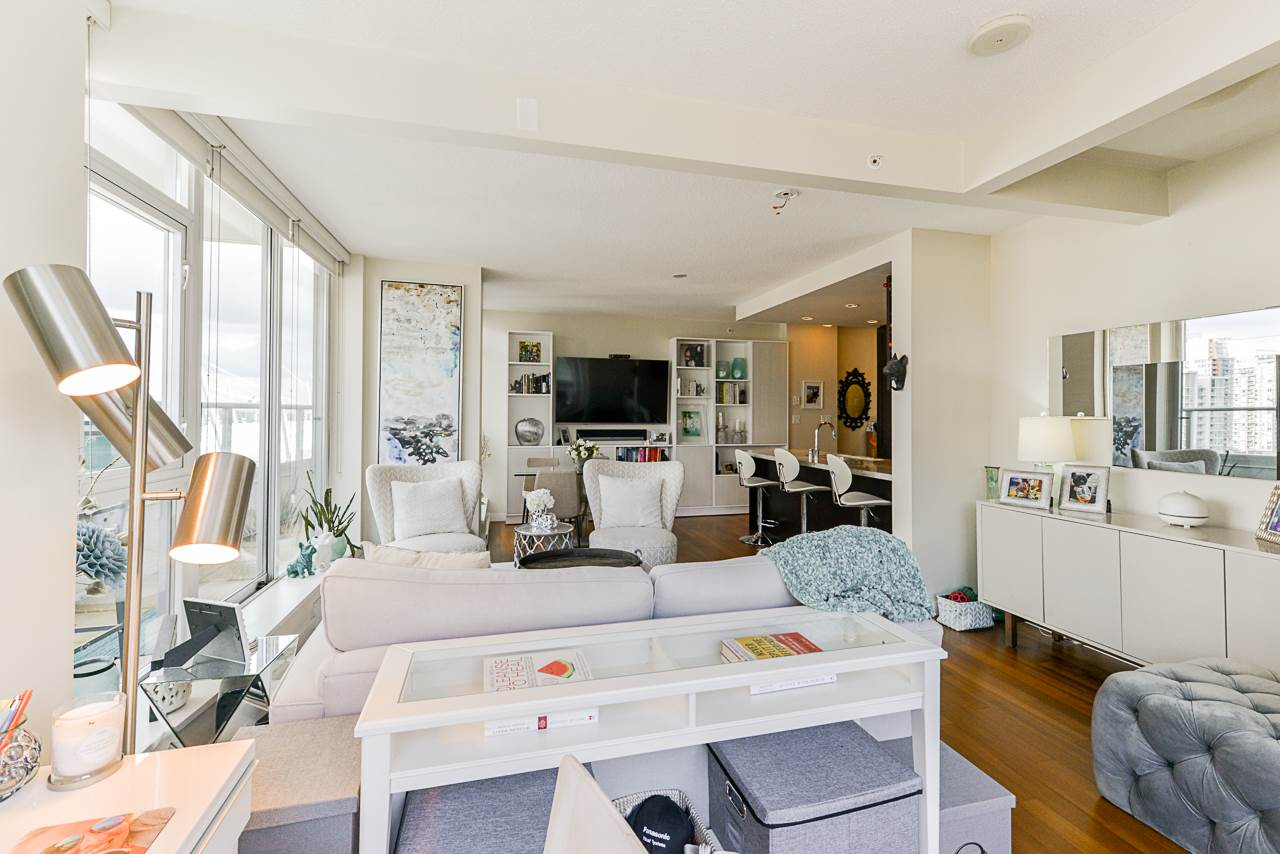 1802 821 CAMBIE STREET - Downtown VW Apartment/Condo for sale, 2 Bedrooms (R2527841) - #3