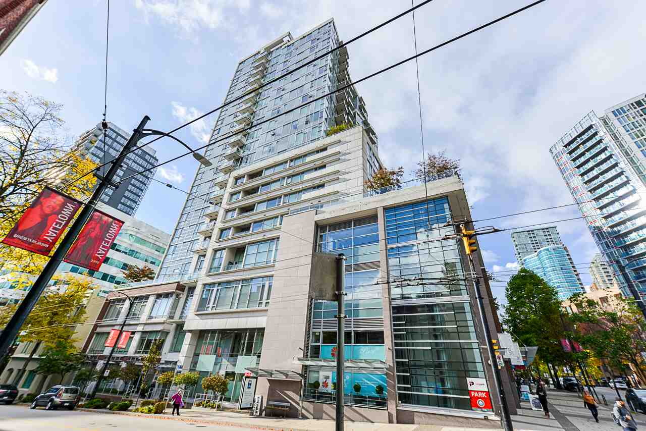 1802 821 CAMBIE STREET - Downtown VW Apartment/Condo for sale, 2 Bedrooms (R2527841) - #33