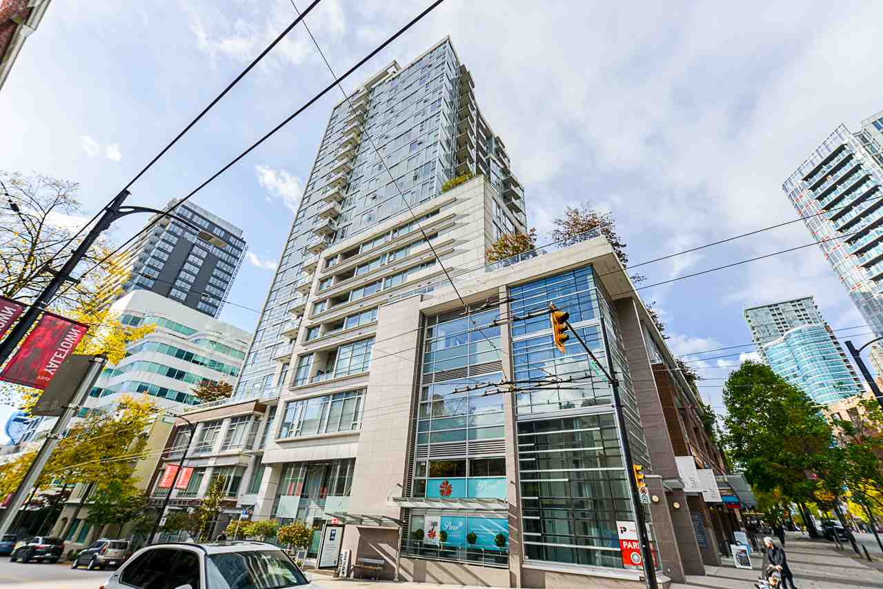 1802 821 CAMBIE STREET - Downtown VW Apartment/Condo for sale, 2 Bedrooms (R2527841) - #34