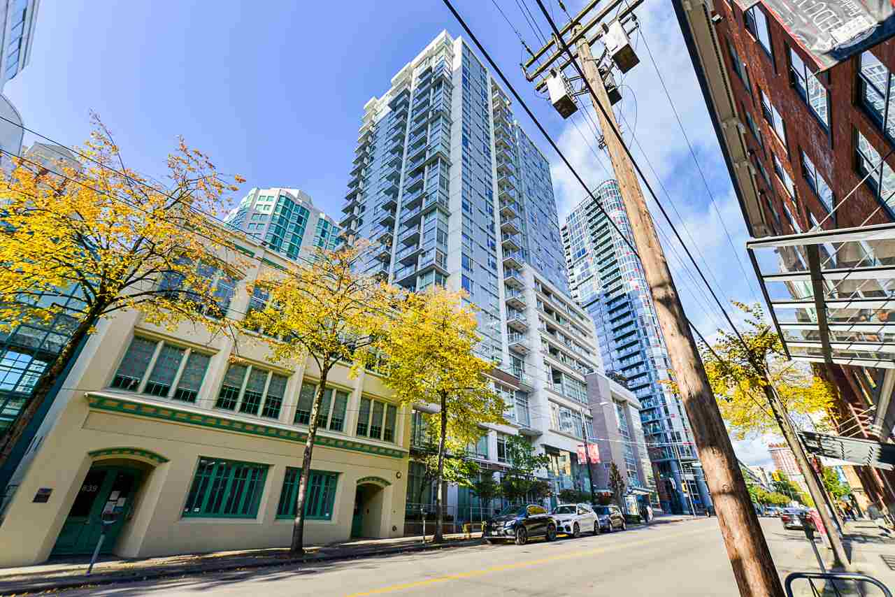 1802 821 CAMBIE STREET - Downtown VW Apartment/Condo for sale, 2 Bedrooms (R2527841) - #35