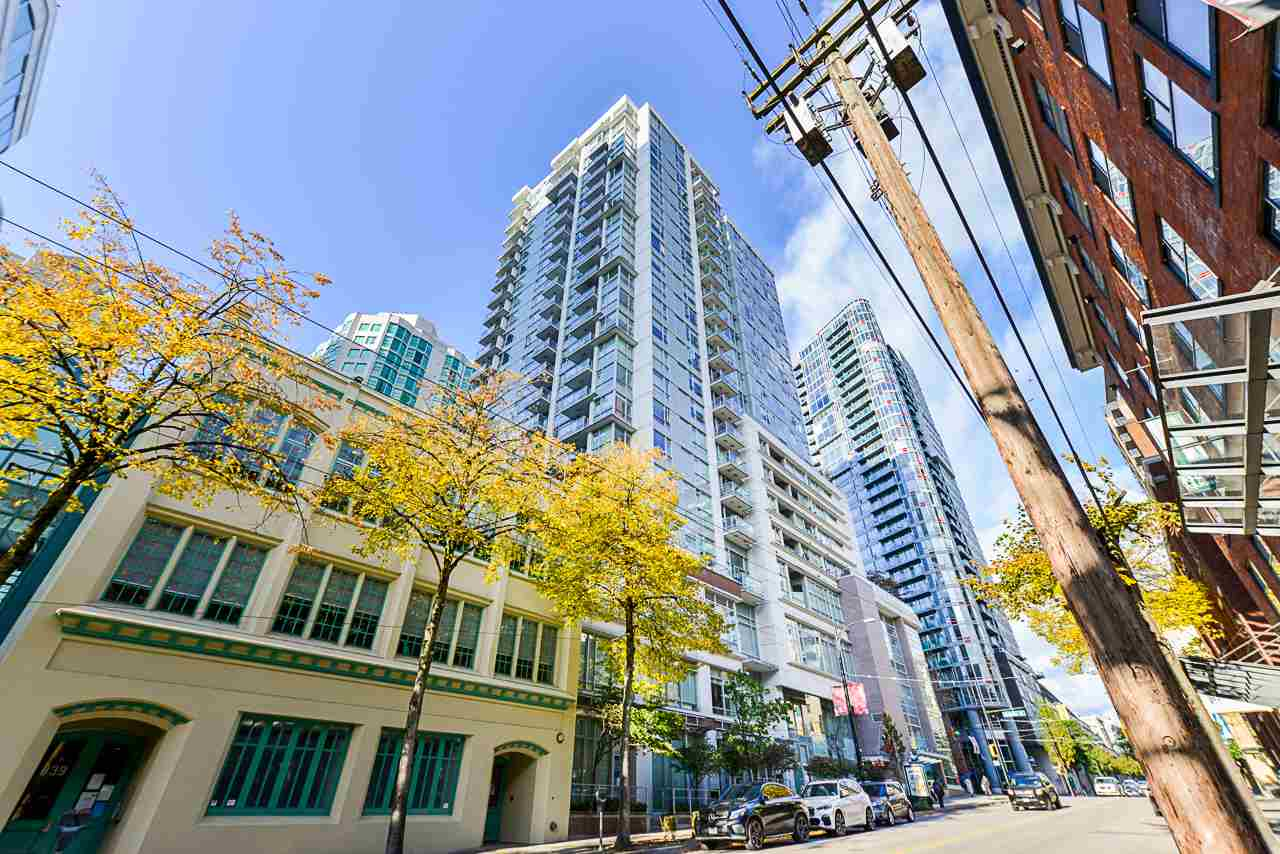 1802 821 CAMBIE STREET - Downtown VW Apartment/Condo for sale, 2 Bedrooms (R2527841) - #36
