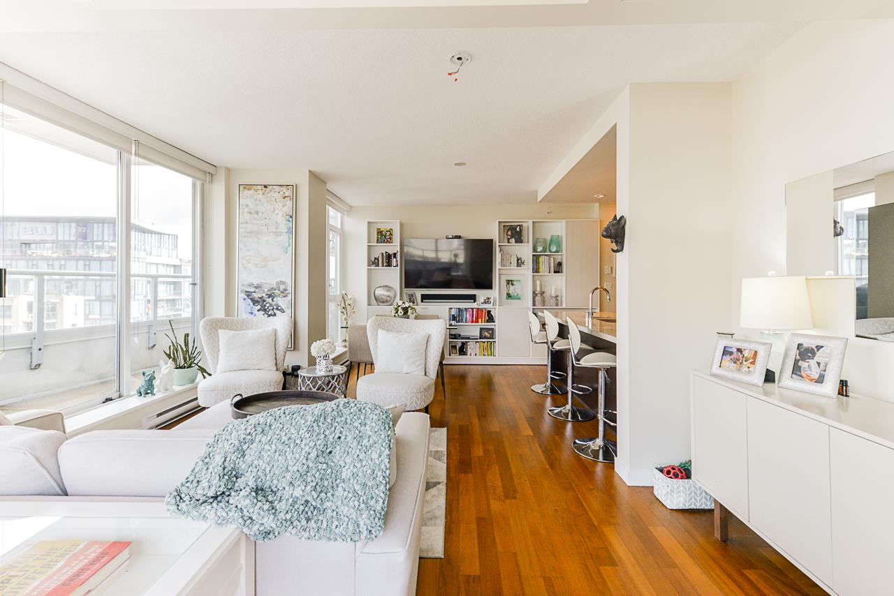 1802 821 CAMBIE STREET - Downtown VW Apartment/Condo for sale, 2 Bedrooms (R2527841) - #4