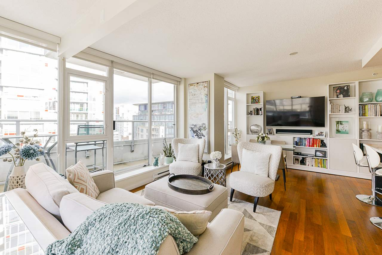 1802 821 CAMBIE STREET - Downtown VW Apartment/Condo for sale, 2 Bedrooms (R2527841) - #5