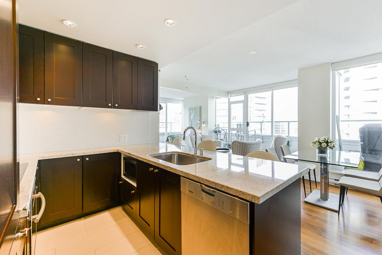 1802 821 CAMBIE STREET - Downtown VW Apartment/Condo for sale, 2 Bedrooms (R2527841) - #9