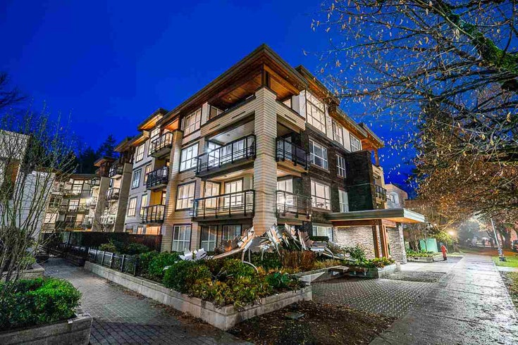 116 3205 MOUNTAIN HIGHWAY - Lynn Valley Apartment/Condo for sale, 2 Bedrooms (R2527847)