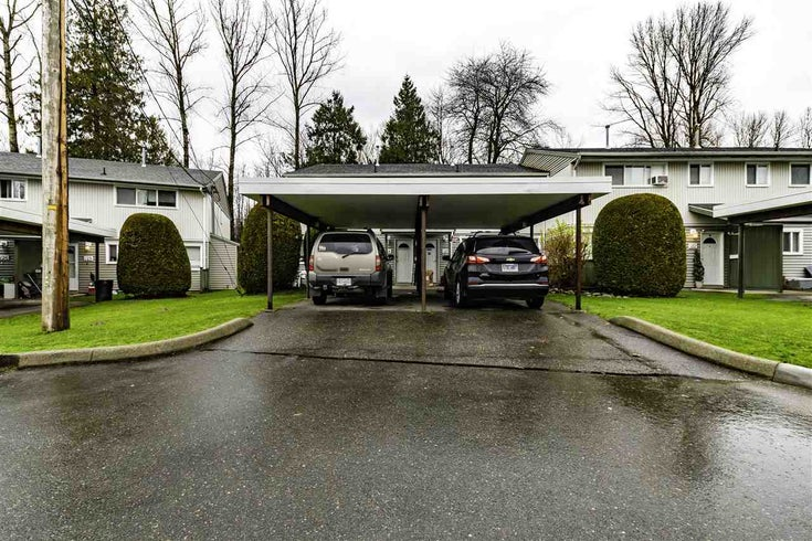 124 45185 WOLFE ROAD - Chilliwack W Young-Well Townhouse for sale, 3 Bedrooms (R2527852)
