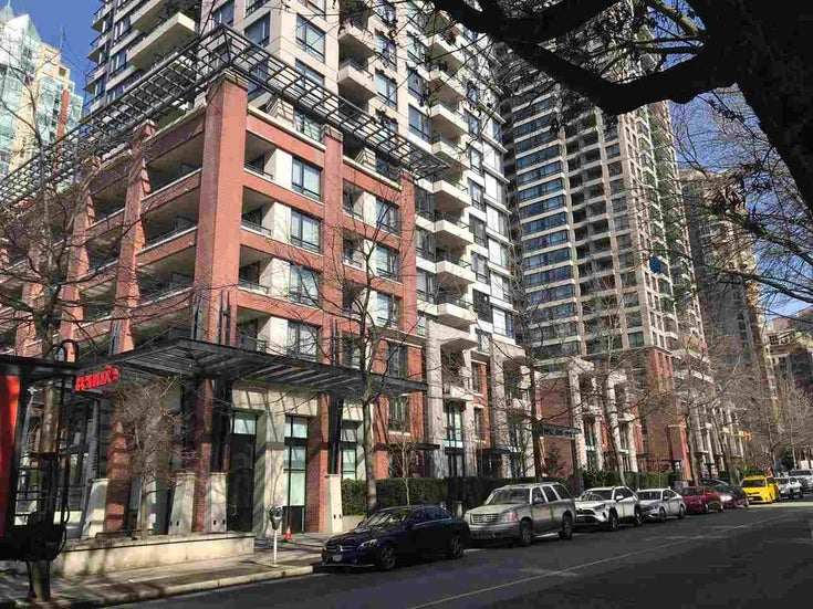 1803 977 MAINLAND STREET - Yaletown Apartment/Condo for sale, 1 Bedroom (R2527867)