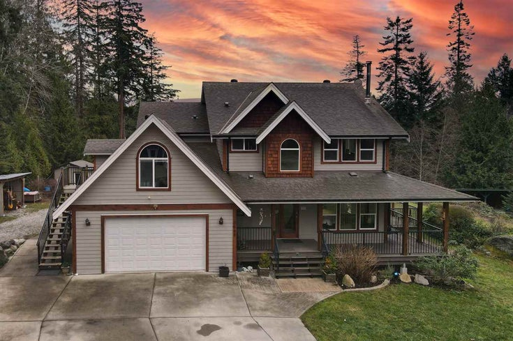 5668 EDWARD ROAD - Sechelt District House with Acreage for sale, 3 Bedrooms (R2527889)
