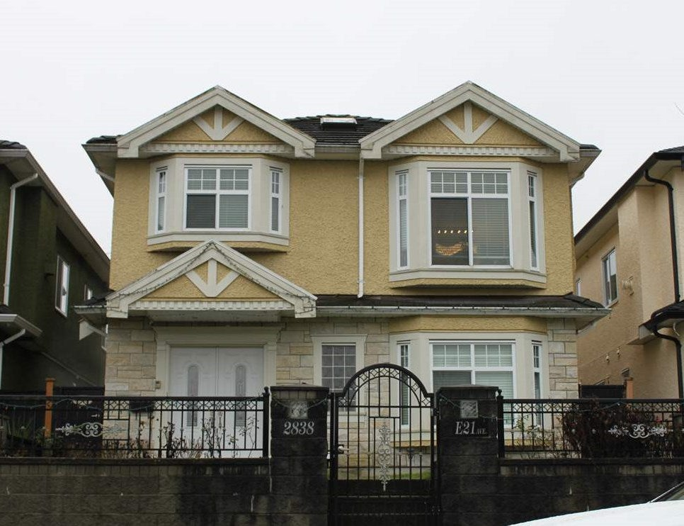 2838 E 21ST AVENUE - Renfrew Heights House/Single Family for sale, 6 Bedrooms (R2527890) - #1