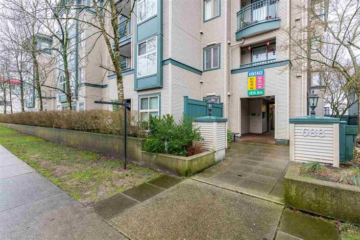 308 688 E 16TH AVENUE - Fraser VE Apartment/Condo for sale, 2 Bedrooms (R2527911)
