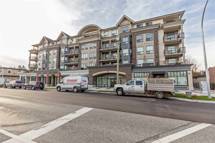 218 2493 MONTROSE AVENUE - Central Abbotsford Apartment/Condo for sale, 2 Bedrooms (R2527942)