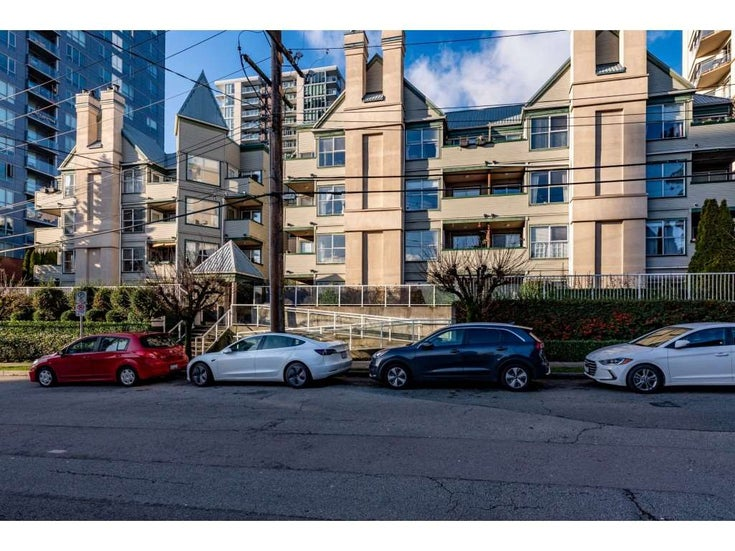 310 509 CARNARVON STREET - Downtown NW Apartment/Condo for sale, 2 Bedrooms (R2527946)