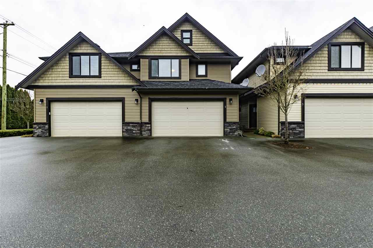 2 7411 MORROW ROAD - Agassiz Townhouse for sale, 3 Bedrooms (R2527956) - #1