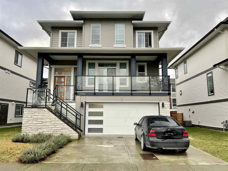 45558 MEADOWBROOK DRIVE - Chilliwack W Young-Well House/Single Family for sale, 4 Bedrooms (R2527981)