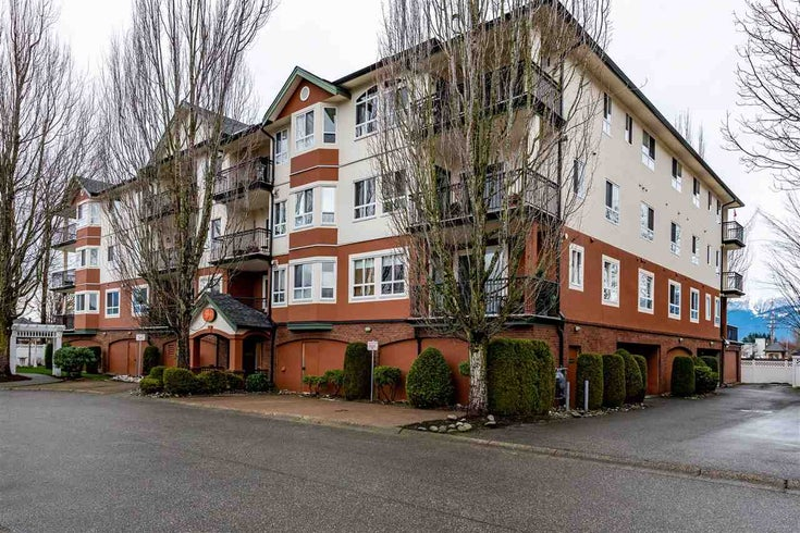 2208 8485 YOUNG ROAD - Chilliwack W Young-Well Apartment/Condo for sale, 2 Bedrooms (R2527985)
