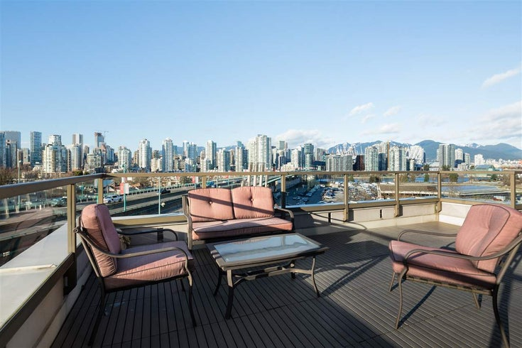 802 1919 WYLIE STREET - False Creek Apartment/Condo for sale, 2 Bedrooms (R2527997)